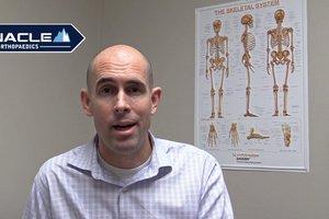 Dr. Peterson discusses stress fractures