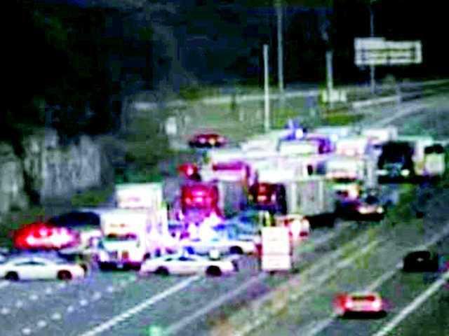 Ambulance involved in I-24 crash - Southern Standard